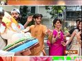 Rohan -Kanchi celebrates Ganesh Chaturthi