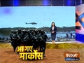 Watch India Tv's special show on Marcos commando
