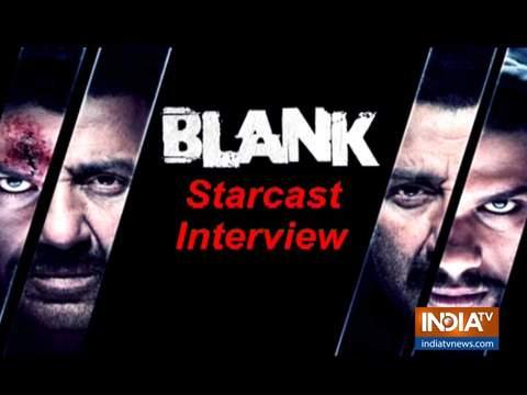 सनी देओल स्टारर 'ब्लैंक' के एक्टर करण कपाड़िया का Exclusive Interview