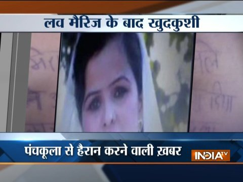 Haryana: Unable to deal with husband's torture, woman commits suicide
