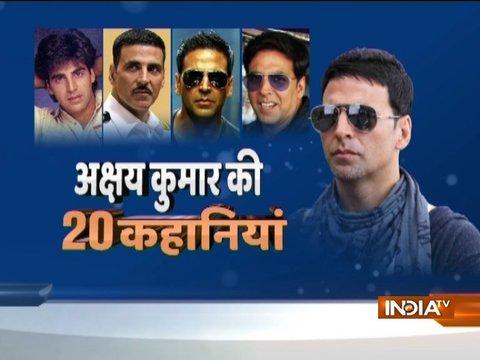 Struggle and success of Akshay Kumar | 20 Stories