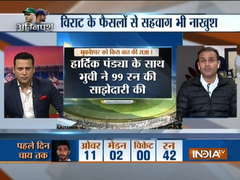 India vs South Africa: Virat Kohli should drop himself if he fails to perform in Centurion, says Virender Sehwag
