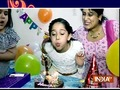 Deshna Dugad celebrates birthday with SBAS