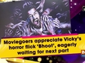 Moviegoers appreciate Vicky's horror flick 'Bhoot', eagerly waiting for next part