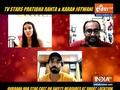 Qurbaan Hua stars Pratibha and Karan on safety precautions amid shoot