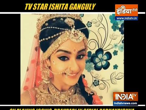 Radhakrishn: Ishita Ganguly on playing Draupadi