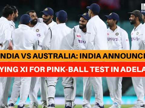 AUS vs IND: Prithvi Shaw, Wriddhiman Saha in playing XI for Pink-Ball Test
