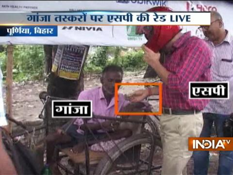 Bihar: Gang of ganja smugglers busted, 4 held