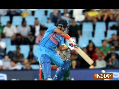 2nd T20I: South Africa beat India to set up T20I series decider