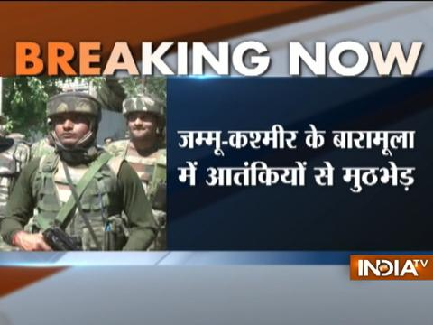Encounter breaks out in Jammu and Kashmir's Baramulla, 2 militants believed to be hiding