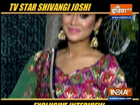 TV actress Shivangi Joshi on her Yeh Rishta Kya Kehlata Hai journey