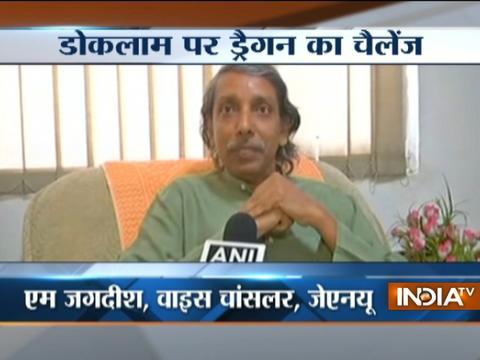 JNU VC Jagadesh Kumar wants army tank in campus