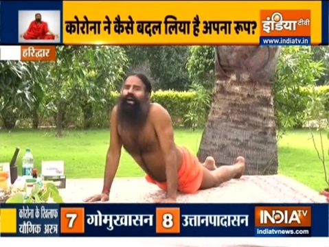 Work on making your body fit to keep COVID-19 away, says Swami Ramdev