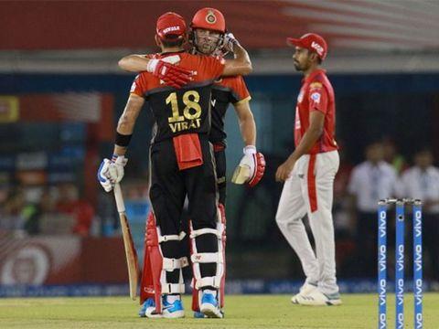 IPL 2019: क्रिस गेल की 99* रनों की पारी बेकार, कोहली-डिविलियर्स ने खोला बेंगलोर की जीत का खाता