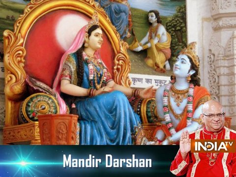 Know unknown facts about Delhi's Hanuman Temple   10th April, 2018