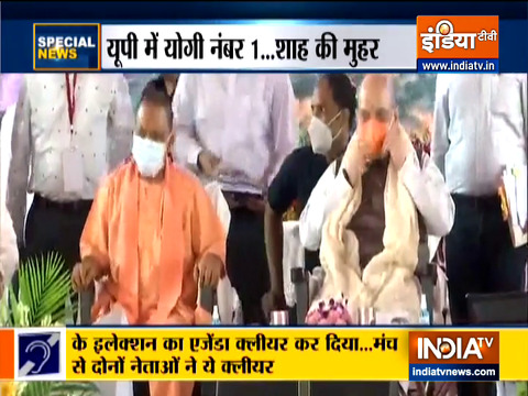 Shah and Yogi make their agenda for UP elections clear