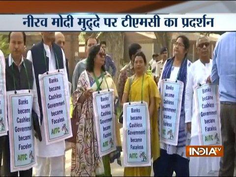 Matter of Nirav Modi, Mehul Choksi is connected to Congress: Piyush Goyal
