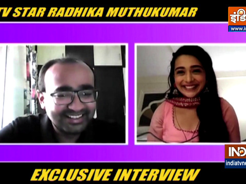Actress Radhika Muthukumar speaks about  Sasural Simar Ka 2
