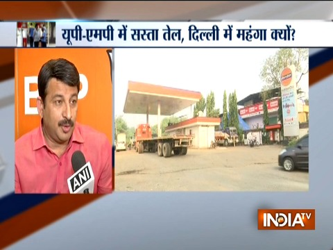 Delhi fuel pump strike: बीजेपी ने कहा, धोखा दे रहे हैं केजरीवाल
