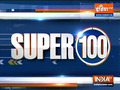 Super 100: Local train services affected due to water-logging in Mumbai