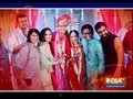 TV stars attend Alekh Sangal and Nazneen Dharamsey's wedding