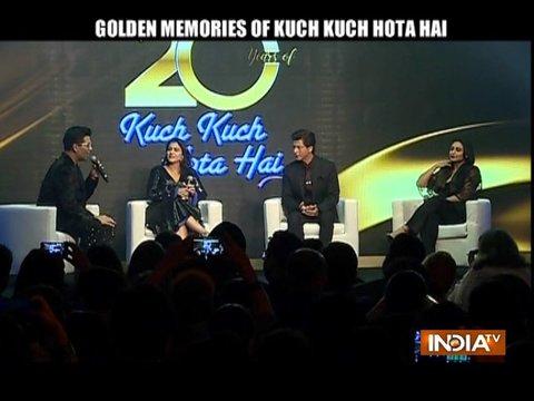 शाहरुख, रानी और काजोल ने बताया क्यों की- 'कुछ-कुछ होता है'