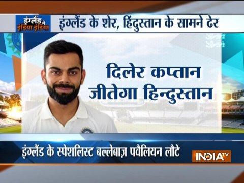 Exclusive | Virat Kohli's 149 will change India's mindset in England, says Sourav Ganguly