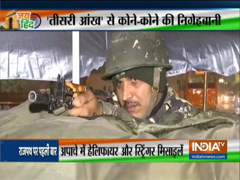 Security beefed up in Delhi, Mumbai and other metro cities ahead of Republic Day celebration