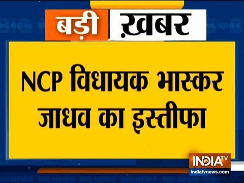 एनसीपी विधायक भास्कर जाधव ने दिया इस्तीफा, शिवसेना में होंगे शामिल