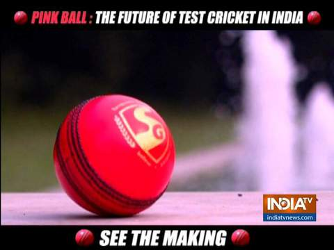 Pink Ball: The future of Test cricket in India
