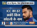 Virat Kohli turns history upside down, clean sweeps ICC's three major awards