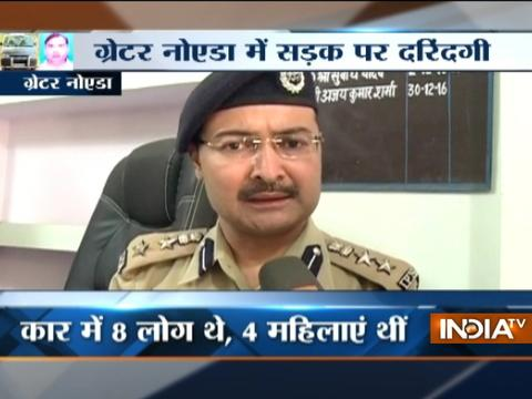FIR registered in Jewar-Bulandshahr highway loot, gangrape and murder incident