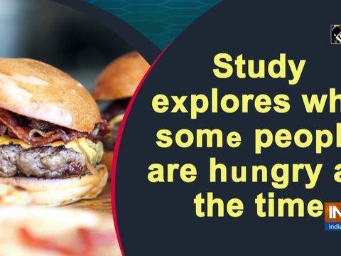 Study explores why some people are hungry all the time