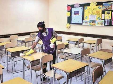 Haryana: 54 students of Karnal school test Covid-19 positive