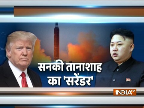 Is Kim Jong-un ready to hold talks with the US?