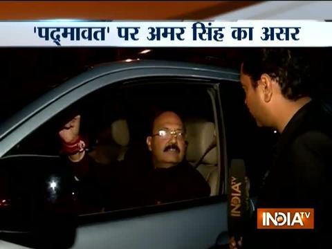 Shri Rajput Karni Sena withdraws protest against film 'Padmaavat'