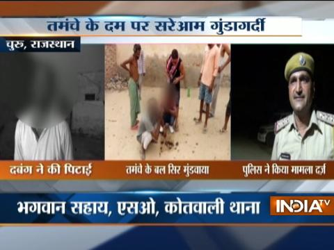 Rajasthan: Goons booked for torturing youths on theft suspicion
