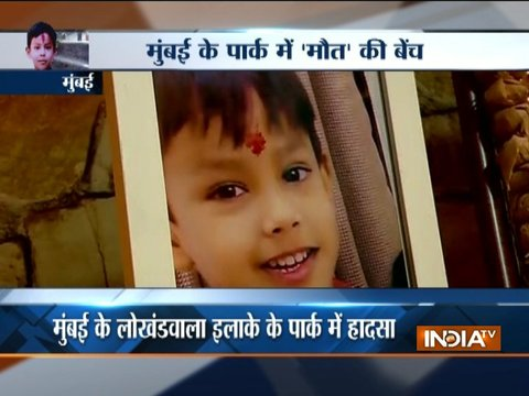 Mumbai: Cement bench crushes 7-year-old child to death