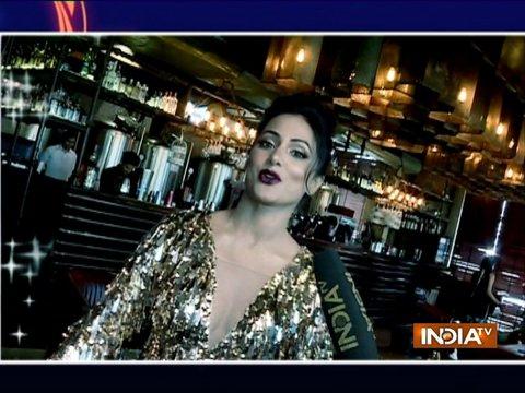 Hina Khan exclusive photoshoot with SBAS