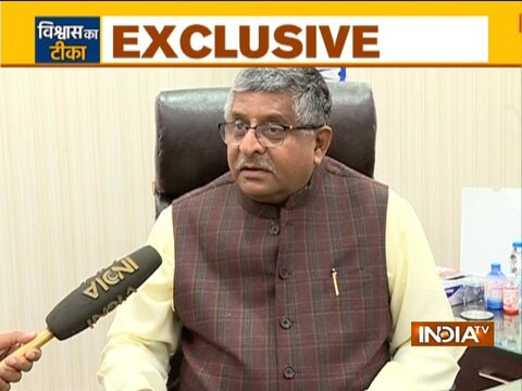 We are proud to work with such a PM who is a true public servant- Ravi Shankar Prasad
