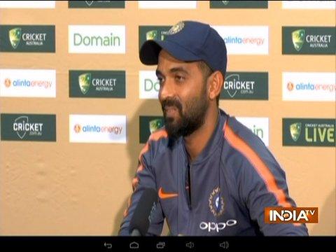 Ajinkya Rahane tags Australia as favourites to clinch Test series vs India