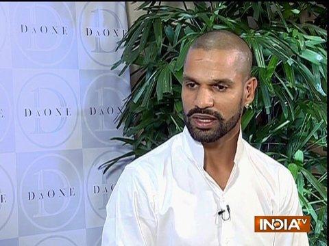 Virat Kohli's determination and willpower is unbelievable: Shikhar Dhawan to IndiaTV