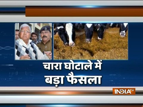 Fodder Scam: Verdict in forth case against Lalu Prasad Yadav today