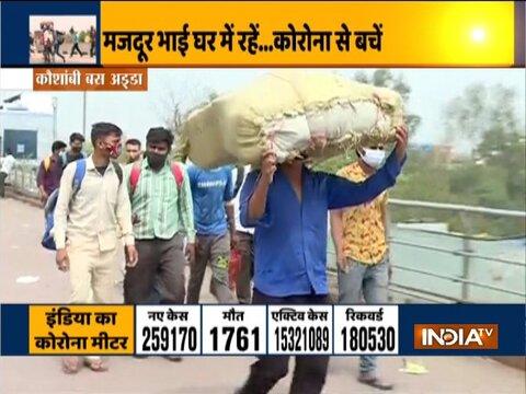 Priyanka Gandhi Vadra attacks govt on plight of migrants, demands financial aid for them