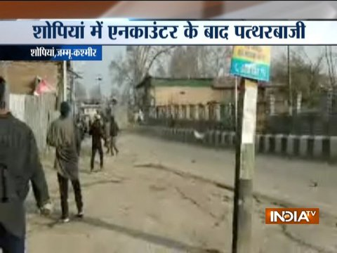 Jammu and Kashmir: 4 terrorists gunned down in Shopian encounter