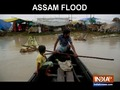 Heavy rain leads to flood like situation in part of Assam, rescue and relief operation underway