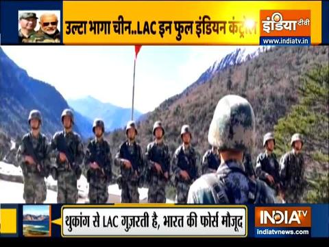 Tensions rise at LAC, Indian army beats China in occupying strategic height near Pangong lake