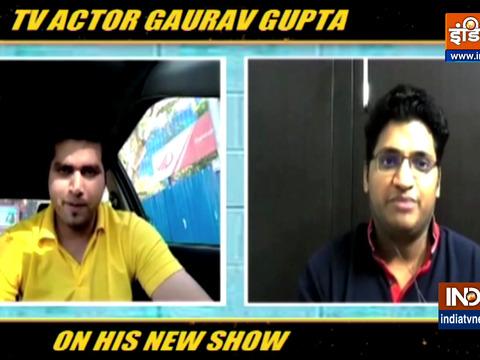 गौरव गुप्ता ने अपने नए स्टैंड अप कॉमेडी स्पेशल को लेकर की इंडिया टीवी से बातचीत