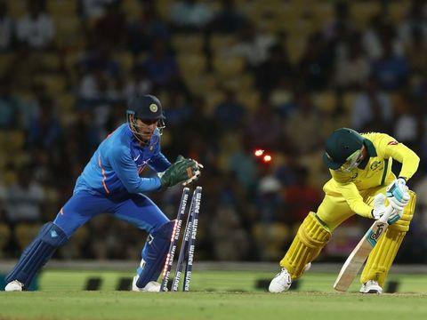 How street-smart MS Dhoni helped Virat Kohli beat Australia in Nagpur?