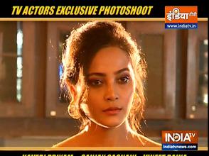 TV actors Kaveri Priyam, Sanjay Gagnani and Vineet Raina exclusive photoshoot for calendar